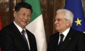 China-Italy coop reinforced - Mattarella after Xi meeting