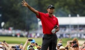 Golf: il 'Ben Hogan Award' a Tiger Woods