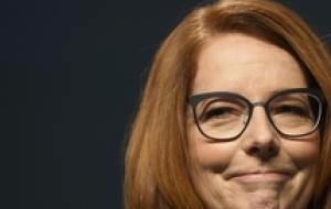 Ex premier Australia, 'insulti sessisti'