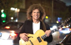 Molfetta, Joe Satriani e Pat Metheny