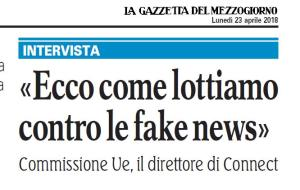 L'Ue e le fake news