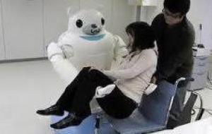 Quei robot che aiutano i disabili