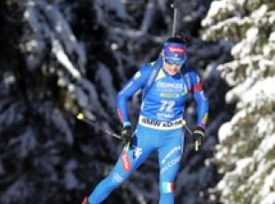 Biathlon: sprint Anterselva, Wierer 7/a