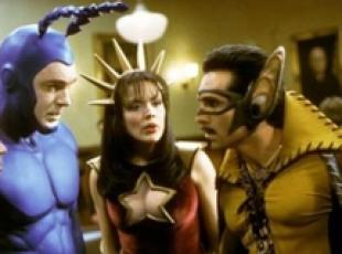 The Tick, uno sfigato supereroe