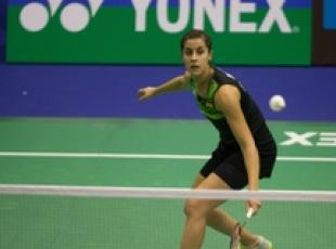 Carolina Marin agli Open di Hong Kong