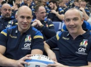 Rugby: Italy make three changes for France