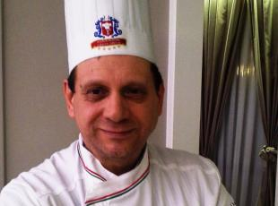 Chef Franco Lanza