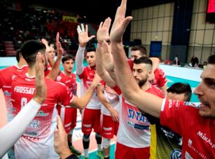 Volley, Castellana cede al tiebreak contro il Sora