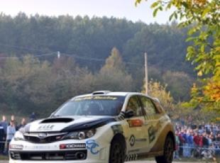 Alex Bruschetta trionfa al Rally 2 Valli