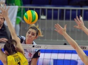 Volley rosa, la Champions su Fox Sport