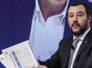 Salvini still convinced euro 'mistaken experiment' (2)