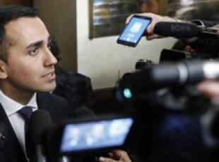 Speakers, govt talks separate-Di Maio to M5S lawmakers (3)