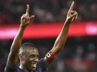 Soccer: Matuidi set to join Juve from PSG