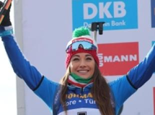 Biathlon: pursuit Anterselva, Wierer 2/a