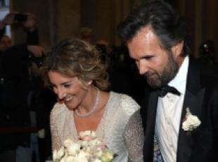 Celebrity chef Cracco weds in Milan