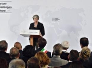 Gentiloni welcomes May comments on Italians in UK