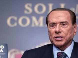 Berlusconi, no comment tensioni con Lega