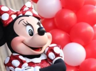 I 90 anni di Minnie, stella a Hollywood