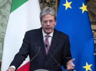 NATO must look south or won't be up to task-Gentiloni