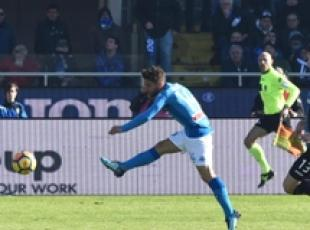 Soccer: Leaders Napoli beat Atalanta