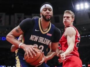 Nba: New Orleans passa a New York
