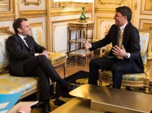 Macron point of reference for relaunch of Europe – Renzi (
