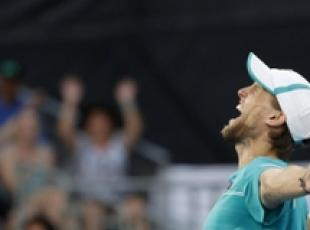 Tennis: Seppi battles into Australian Open last 16