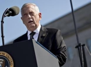 India-Usa: Mattis a New Delhi