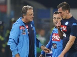 Soccer: Milik ACL op successful, will be out 4 mths (2)