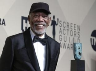 Screen Actors Guild: premio alla carriera per Morgan Freeman