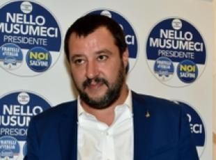 Budget 'as grey as the govt that approved it' - Salvini (3)