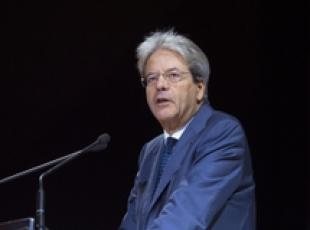 Don't respond to challenges with walls - Gentiloni