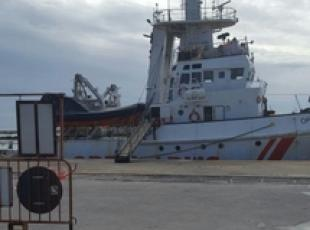 NGO migrant rescue ship seized, 3 probed (2)