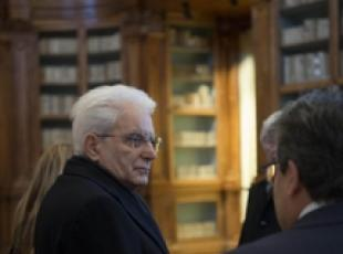 Jobs remain Italy's main emergency - Mattarella (2)