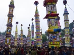 Il Behdienkhlam Festival in India