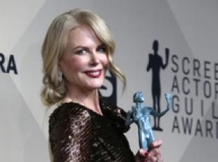 Nicole Kidman premiata agli Screen Actors Guild Awards