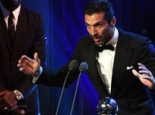 Soccer: Buffon named goalkeeper of the year
