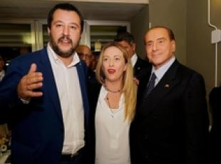 Salvini phones Berlusconi, 'summit' in Rome Wed (4)
