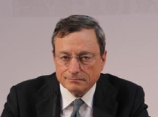 Recovery proceeding but slow reforms a drag - Draghi