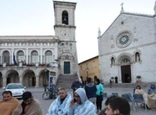 Norcia mayor says wants to return to normal