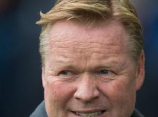 Ronald Koeman, il manager dell'Everton