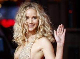 Jennifer Lawrence alla premiere di 'Red Sparrow' a Londra