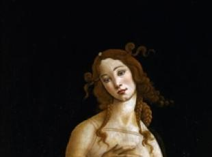 La Venere di Botticelli va in Georgia