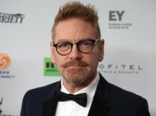 Kenneth Branagh ai 45° International Emmy Awards, New York