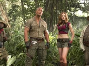 Jumanji ancora al top del box office Usa