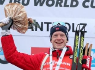 Biathlon: B› domina pursuit Anterselva
