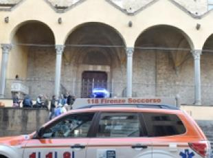 Spanish tourist killed by falling stone in Florence basilica