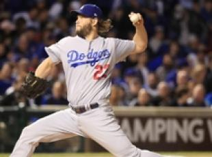 MLB,Clayton Kershaw il lanciatore dei Los Angeles Dodgers