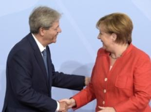 Gentiloni-Merkel phone call, eye to eye on Libya (2)