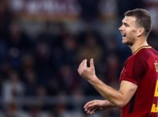 Di Francesco, Dzeko è motivatissimo